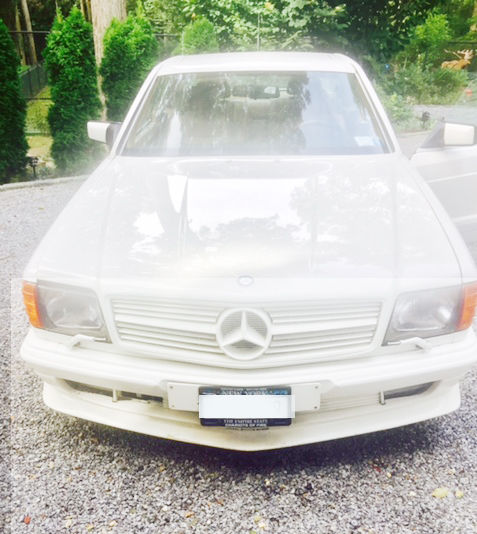 Mercedes-Benz 500 SEC, AMG - sunroof for sale - Mercedes