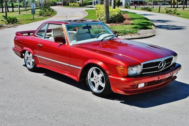 Mercedes benz 500sl custom for sale mercedes benz other for Mercedes benz custom cars