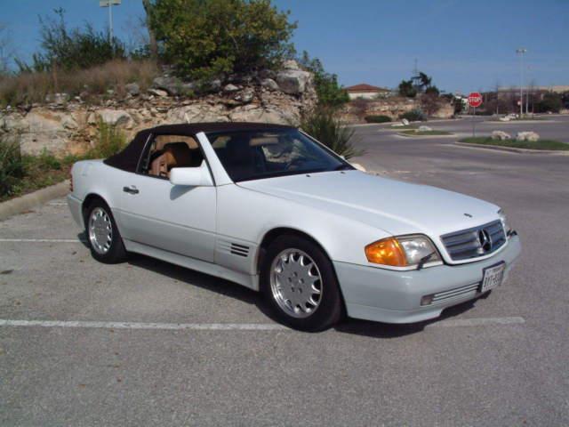 Mercedes benz 500sl roadster 1991 for sale mercedes benz for Mercedes benz 500 sl for sale