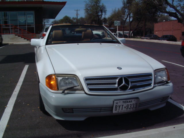 Mercedes benz 500sl roadster 1991 for sale mercedes benz for Mercedes benz service san antonio