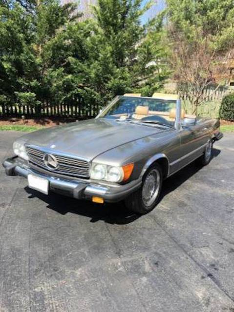 Mercedes benz 560 560sl 500 450sl 380sl 380sl 350sl for 380sl mercedes benz for sale