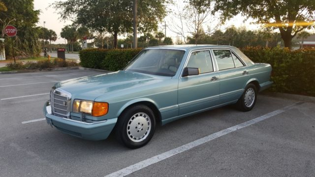 Mercedes benz w126 350sd 350 sd turbo diesel rare well for Mercedes benz w126 for sale