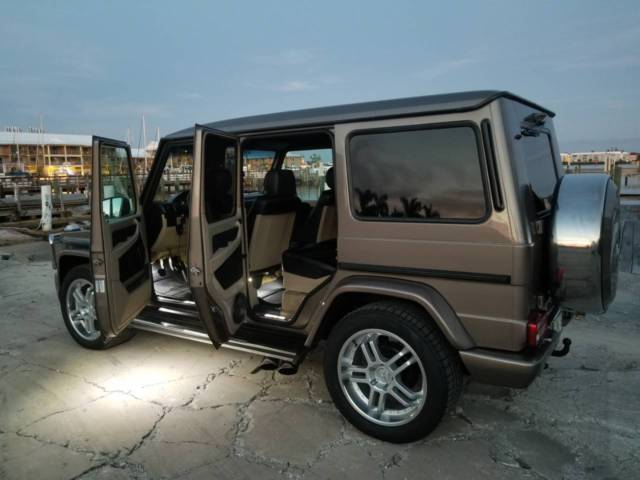 mercedes g63 mint g class wagon g500 g550 g55 g65 amg 4x4 turbo diesel defender for sale. Black Bedroom Furniture Sets. Home Design Ideas
