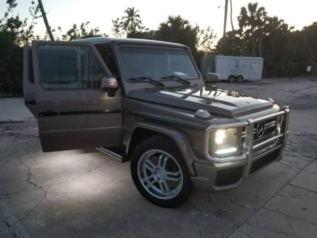 Mercedes g63 mint g class wagon g500 g550 g55 g65 amg 4x4 for Mercedes benz amg wagon for sale