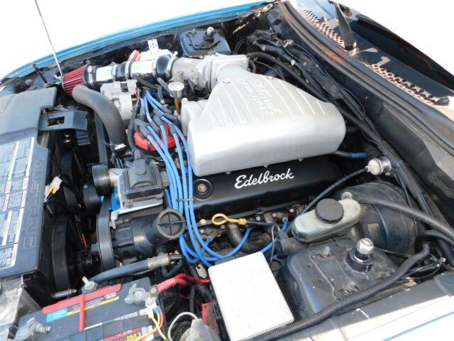 Modified 302 c i  Ford