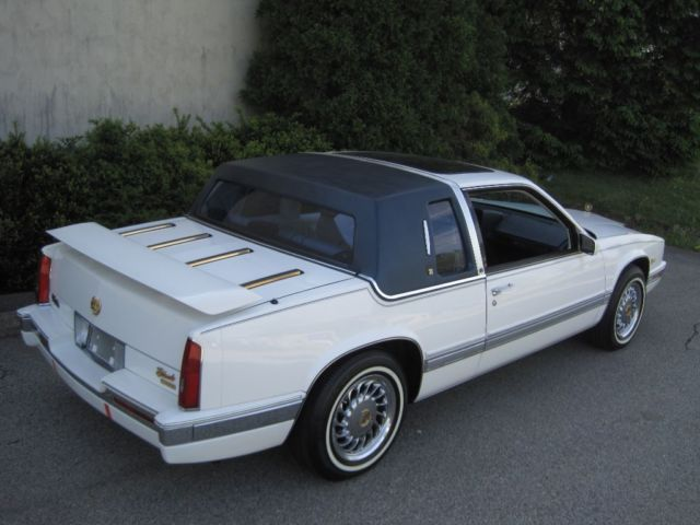 Most Rare Amp Highly Optioned 1988 Cadillac Eldorado The