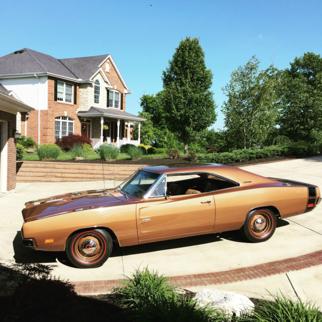 Dodge Charger For Sale: Mr. Norm's 1969 Hemi Charger 500