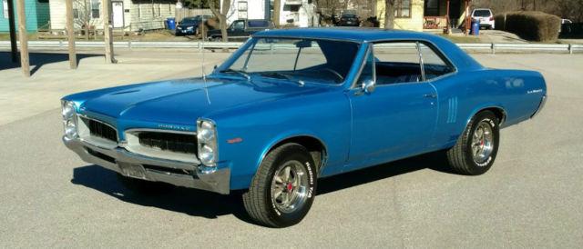 muscle car 1967 pontiac le mans for sale pontiac le mans 1967 for sale in cleveland ohio. Black Bedroom Furniture Sets. Home Design Ideas