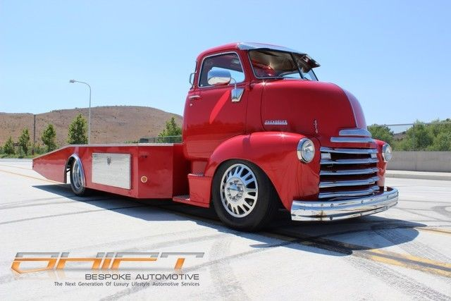 Must See Make Offer Coe 5400 Snubnose Car Ramp Hauler Tow Truck