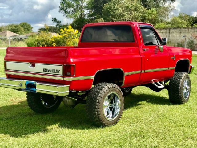 NEW CRATE ENGINE - 1987 Chevy K10 / GMC 4x4 for sale - GMC