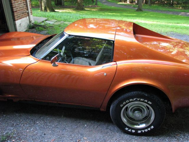 new paint 2007 atomic orange new interior in boxes 52k miles classic collector for sale. Black Bedroom Furniture Sets. Home Design Ideas