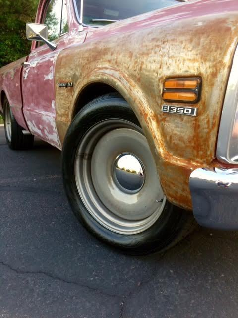 Newly Rebuilt '72 Chevy C10 Short Bed for sale - Chevrolet C