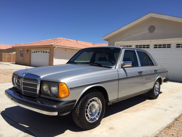 Nice 1985 mercedes 300d turbo diesel for sale mercedes for Mercedes benz 300 diesel