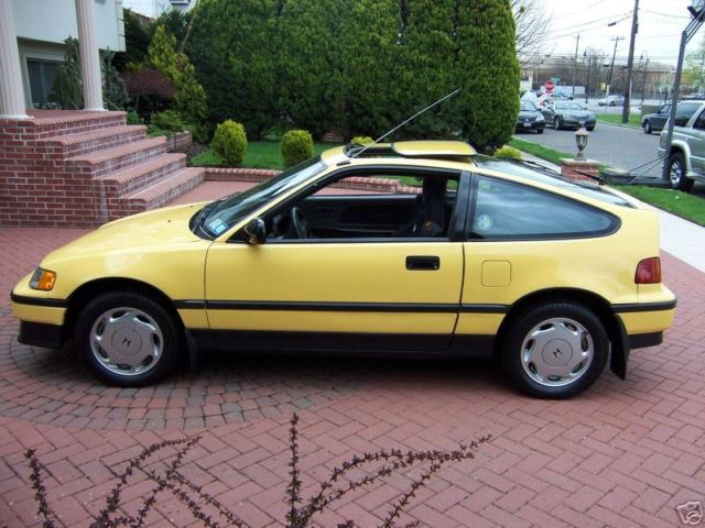 nice 1988 crx si for sale honda crx 1988 for sale in wailuku hawaii united states. Black Bedroom Furniture Sets. Home Design Ideas