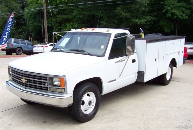 nice ga heavy duty cold ac solid no rust non turbo ready chevy gmc drw box truck for sale. Black Bedroom Furniture Sets. Home Design Ideas