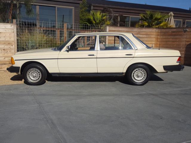 Nice original classic 1982 mercedes benz 300d turbodiesel for Nice mercedes benz