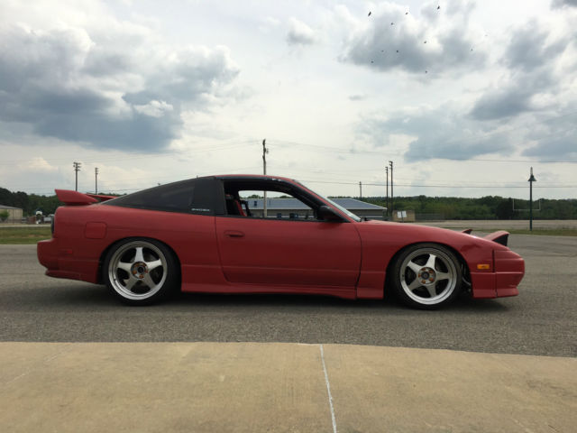nissan 240sx s13 jdm kouki aero ka t for sale nissan. Black Bedroom Furniture Sets. Home Design Ideas