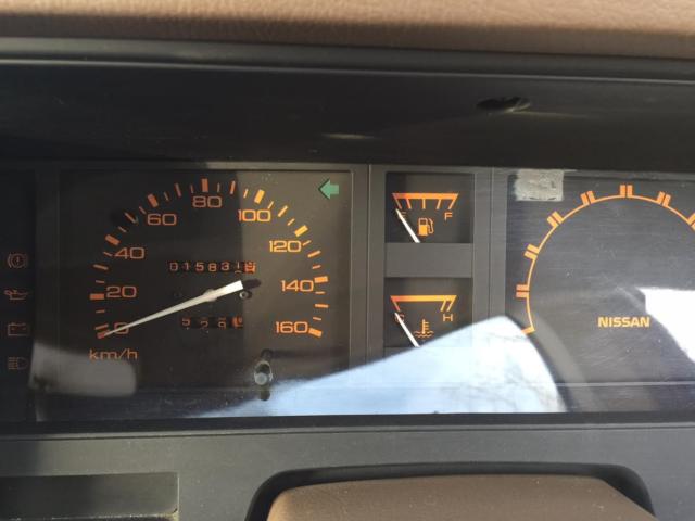 Nissan Datsun pickup JDM RHD right hand drive 4 door 4wd ...