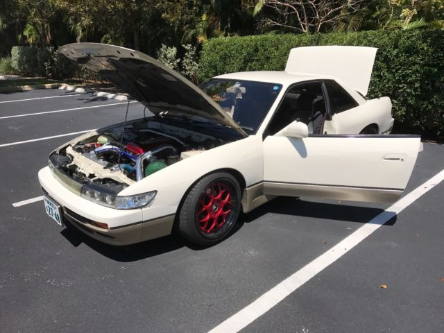 nissan silvia s13 not 240sx for sale nissan 240sx k 1991 for sale in hollywood florida. Black Bedroom Furniture Sets. Home Design Ideas