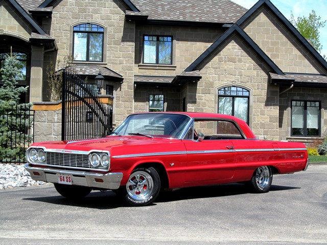 No Reserve 1964 Chevrolet Impala Ss Real Deal Super Sport