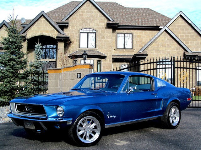 1968 Mustang 302 Horsepower