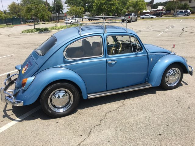 NO RESERVE 1969 VW beetle bug super nice and clean runs perfect for sale - Volkswagen Beetle ...