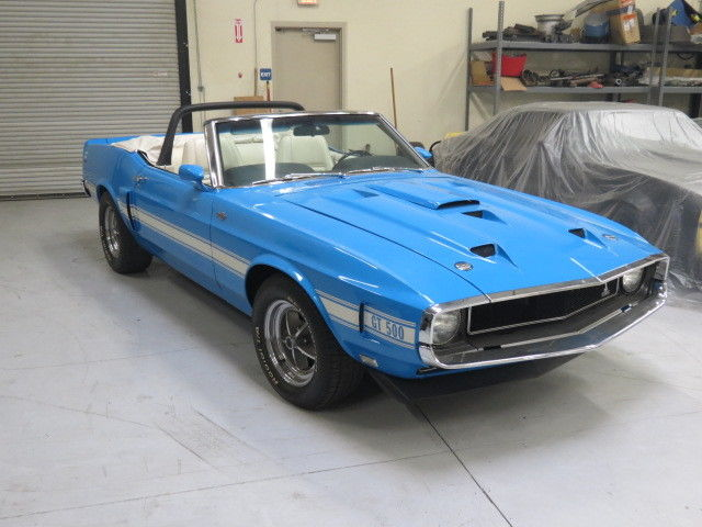NO RESERVE 1970 SHELBY GT500 CONVERTIBLE TRIBUTE for sale ...