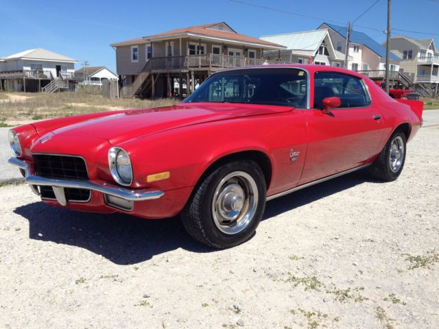 NO RESERVE 1971 Chevy Camaro V8 5 7 LT1 and T56 6 speed A/C