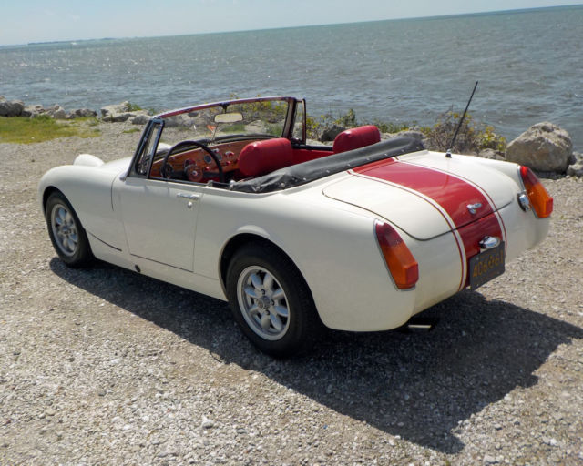 Austin Healey For Sale >> NO RESERVE!!! 1973 MG Midget Austin Healey Bugeye Custom Just Restored REDUCED!! for sale - MG ...