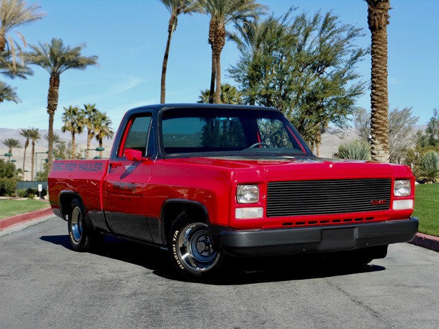 no reserve 1980 gmc c1500 indy 500 truck pickup special edition 1 of 300 produce for sale gmc. Black Bedroom Furniture Sets. Home Design Ideas