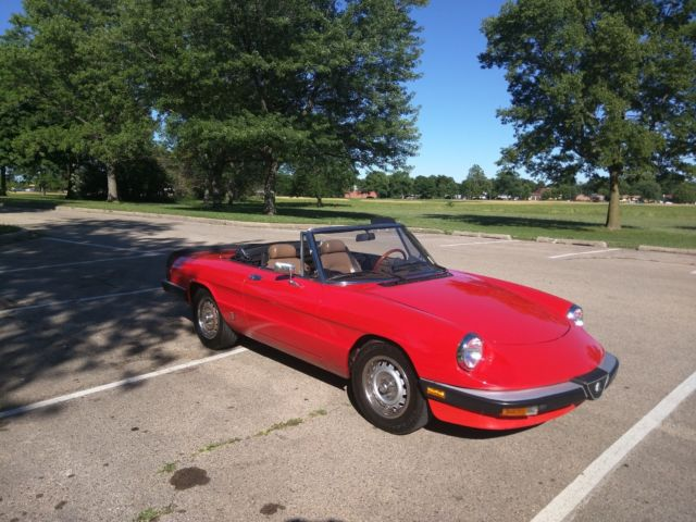 Used buyers guide Alfa Romeo Spider  Auto Express