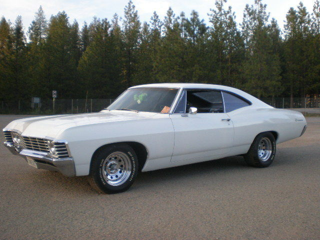 No Reserve 67 Impala Muncie 4 Speed 327 Posi Ca Hot Rod No