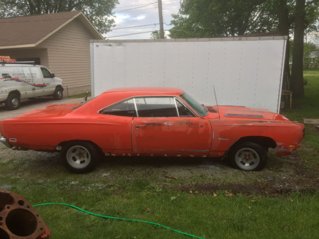 No Reserve 69 Roadrunner Fathers Day Gift Muscle Car Mopar