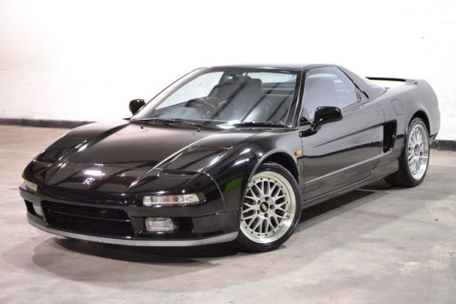 NSX HONDA 1991 RARE BLACK + BLACK AUTO 28K EXCELLENT RIGHT DRIVE SUPERCAR ACURA for sale - Acura ...
