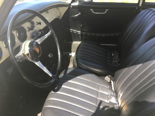 numbers matching 1962 porsche 356b 1600 coupe for sale porsche 356 1962 for sale in el dorado. Black Bedroom Furniture Sets. Home Design Ideas