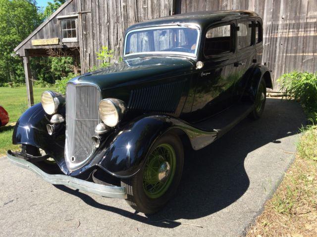 Original 1933 ford sedan flathead v8 orignal body paint for 1933 ford 4 door sedan