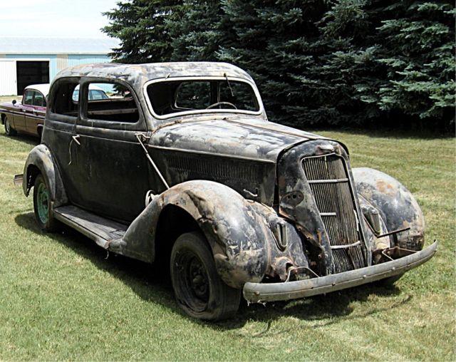 Original 1935 dodge brother 2 door sedan no title for for 1935 dodge 4 door sedan