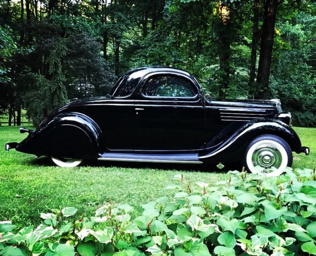 Original 1935 ford three window coupe for sale ford for 1935 ford three window coupe
