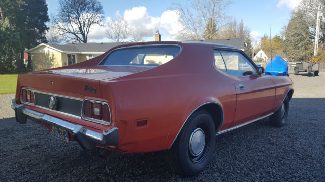 original 1973 ford mustang for sale ford mustang 1973 for sale in salem oregon united states. Black Bedroom Furniture Sets. Home Design Ideas