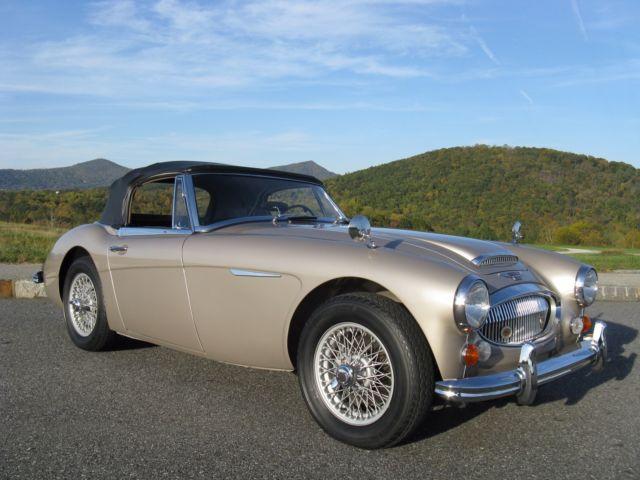 Virginia Classic Cars Concours