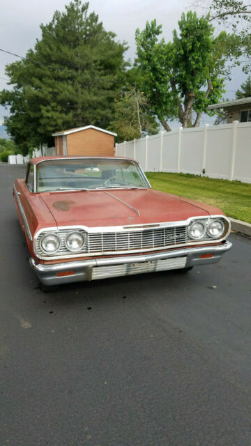 original paint ls swapped 1964 chevy impala ss