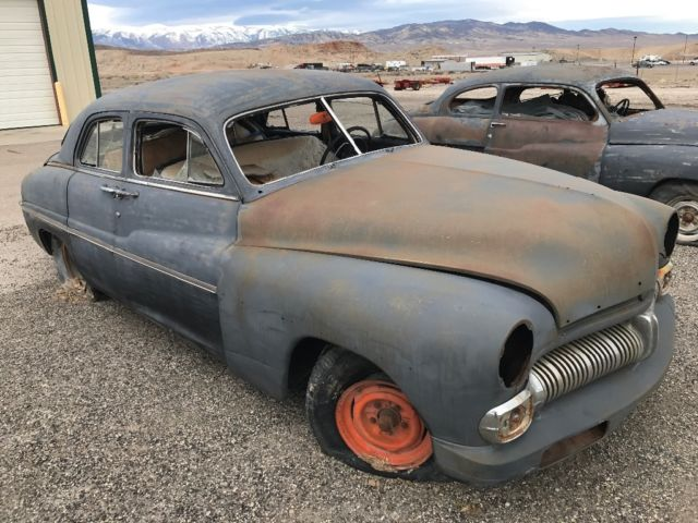 pair of 1950 mercury collector cars for sale mercury. Black Bedroom Furniture Sets. Home Design Ideas