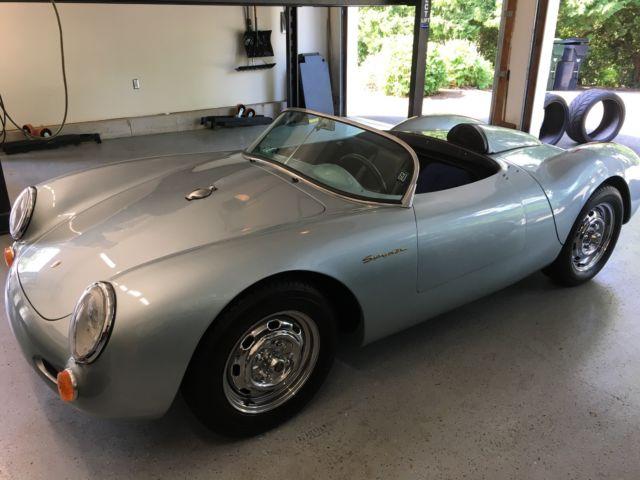 Porsche 550 Spyder By Beck For Sale Porsche Other 1955