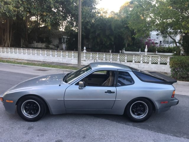 porsche 944 1984 original time capsule one owner for sale porsche 944 1984 for sale in. Black Bedroom Furniture Sets. Home Design Ideas
