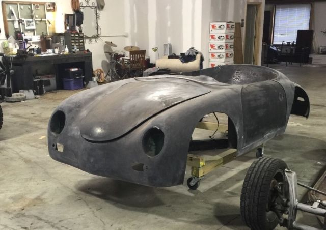 Porsche Speedster Replica Kit Project For Sale Porsche