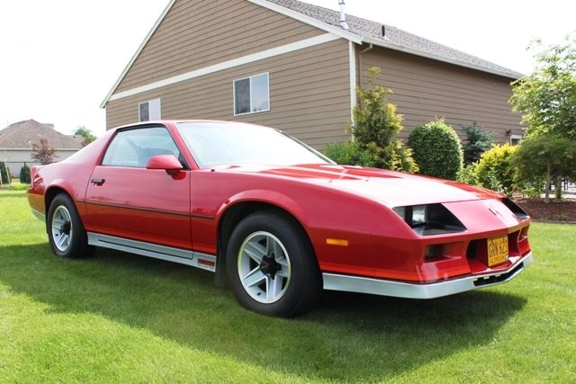 Pristine 3rd Generation 1984 Z28 L69 Camaro Only 7403 Original Miles 1 Owner For Sale