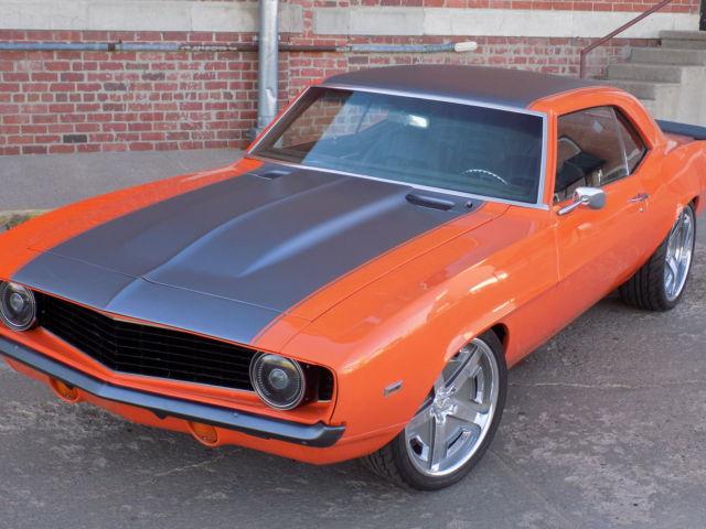 Pro Touring 1969 Chevrolet Camaro For Sale Chevrolet