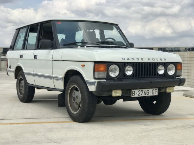 Used Range Rovers For Sale >> Range Rover Classic Vogue for sale - Land Rover Range