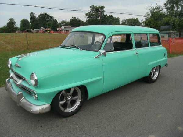 rare 1951 plymouth suburban 2 door for sale plymouth. Black Bedroom Furniture Sets. Home Design Ideas