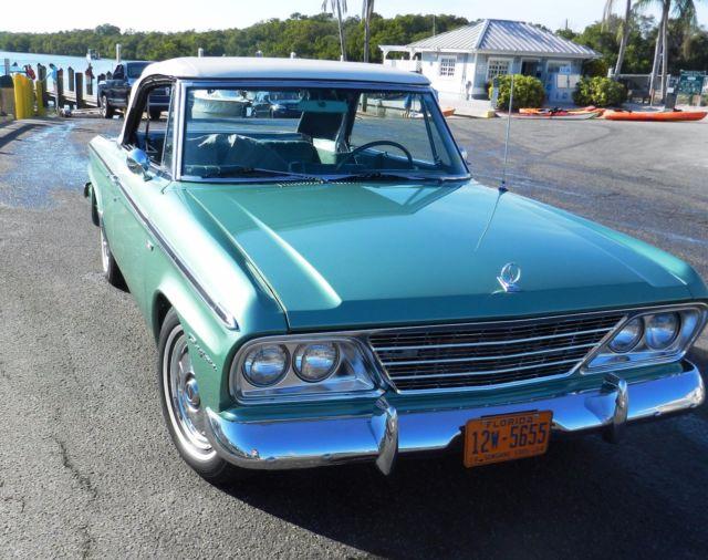 Rare 1964 Studebaker Daytona Convertible For Sale